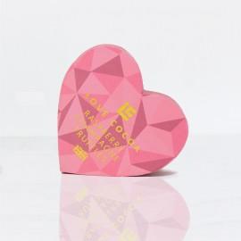 Pink Heart Raspberry Champagne Truffle Box