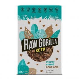 Raw Gorilla Mighty Muesli Chocolate Chip Keto