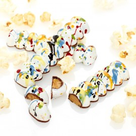 Popcorn chocolate Bar