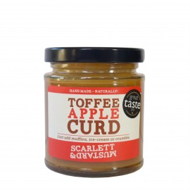 Toffee Apple Curd