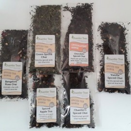 Spiced Chai Sample Set