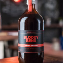 Bloody Mary Mix - Large One Litre Bottle