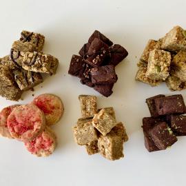 Bite Sized Treat Box - Box of 12 Gluten Free & Vegan Treats