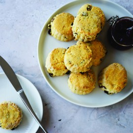 Fruit Scone Box of 9 | Gluten Free & Vegan