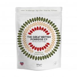 Red Berry & Pumpkin Seed Instant Porridge