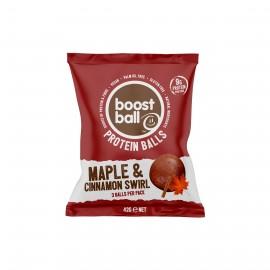 Maple & Cinnamon Roll Protein Balls (12 packs)
