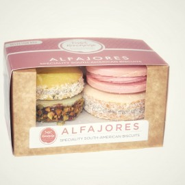 Authentic South-American Alfajores | Choose Your Own Flavours (Pack of 4)
