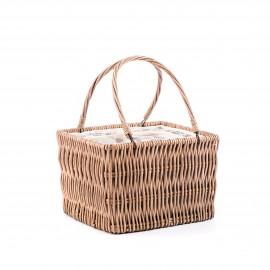 The Farmer's Market Cooler Basket