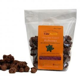 Raw Chocolate Mulberries (3 Pack)