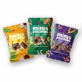 Variety Pack Millionaire Shortbread Bars   Vegan & Gluten-Free (Box of 12)