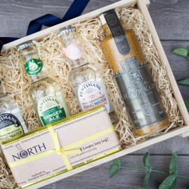 Alnwick Gin and Fentimans Box