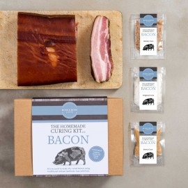 The Homemade Curing Kit... Bacon