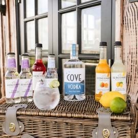 Cove Vodka and Mixer Package - Get in the Spirit