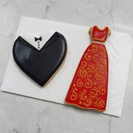 Indian Wedding Biscuit Set