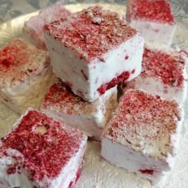 Raspberry Ripple Marshmallows Treat Pack