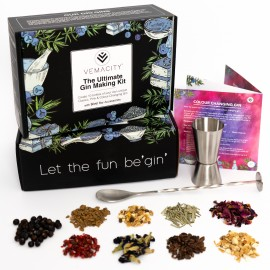The Ultimate Gin Making Kit by Vemacity