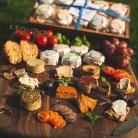 Vegan Cheese Selection Box