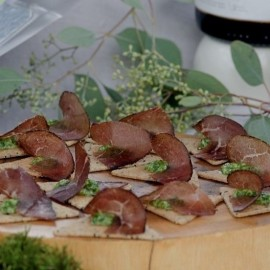 Forest and Field Canapé Kits