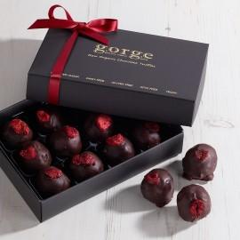 Sour Cherry & Kirsch Chocolate Truffles Box