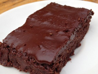 Raw Chocolate Brownie Recipe