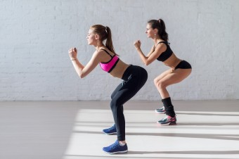 5 Squat Variations to Add to Your Workout
