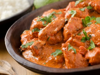 Quick Chicken Masala