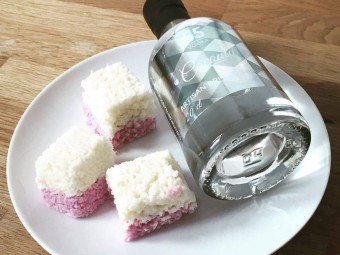 Coconut Ice with a Twist!