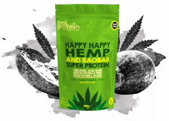 The 2 Amazing Ingredients That Make Our Happy Happy Hemp & Baobab.