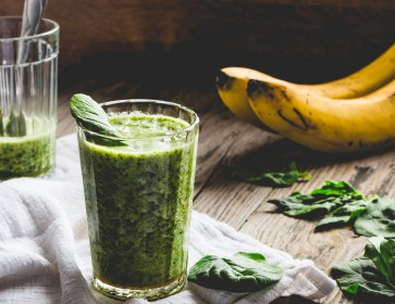 A Fitness Smoothie to Fuel Your Fitness Goals