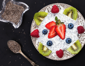5 Ways To Use Chia Seeds