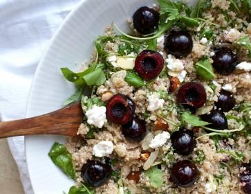 Bakewell Quinoa Salad