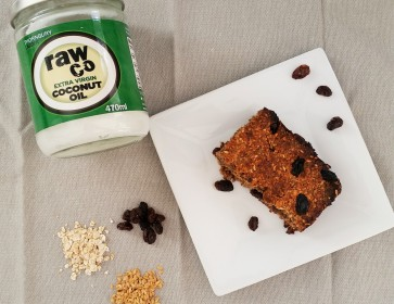 Oat Snack Bars