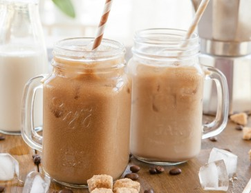 Kick the Sugar: Homemade Iced Coffee