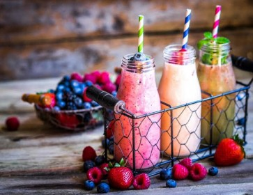 Top 5 Healthy Breakfast Smoothies