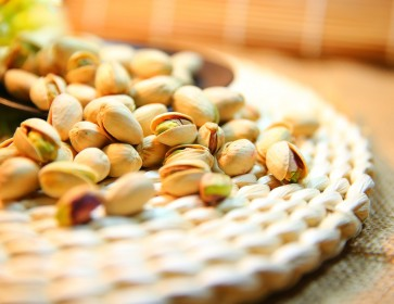 What to do with Pistachios