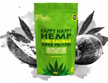The 2 Amazing Ingredients That Make Our Happy Happy Hemp & Baobab.