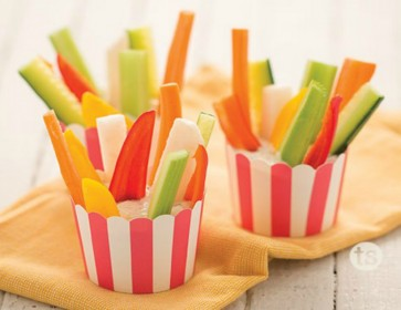 5 healthy snack ideas for kids - Part 4