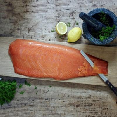 Uig Lodge Smoked Salmon