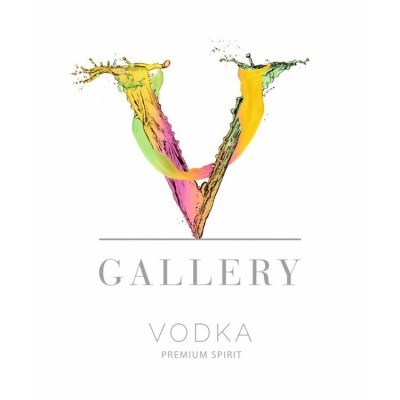 V Gallery Vodka