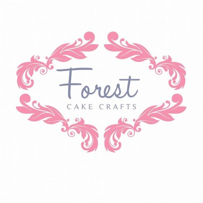 Forest Cake Crafts