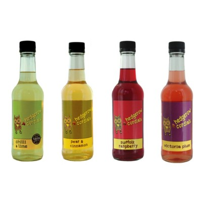 Hedgerow Cordials