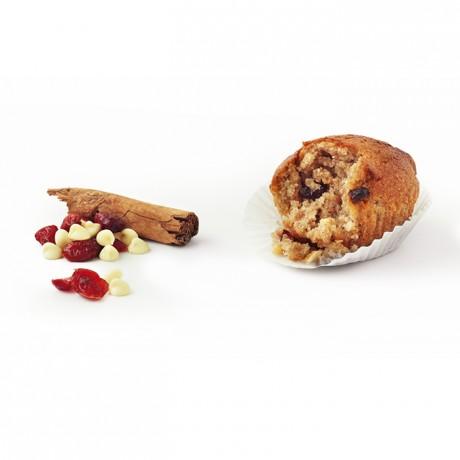Cinnamon, White Chocolate and Cranberry Muffin Baking Mix