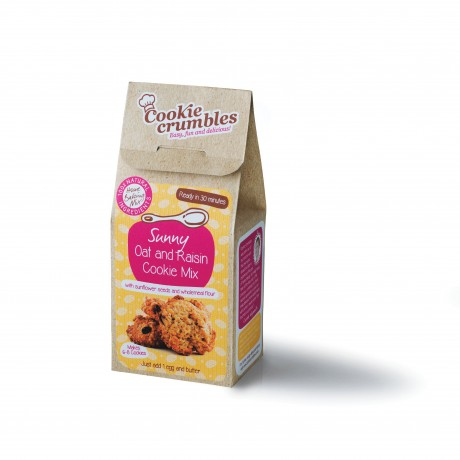 Sunny Oat & Raisin Cookie Mix