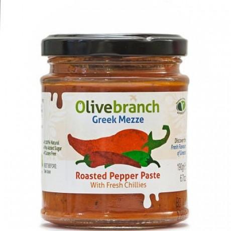 Roasted Pepper Paste
