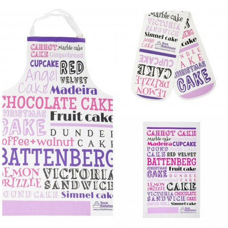 Cake Kitchen Gift Set