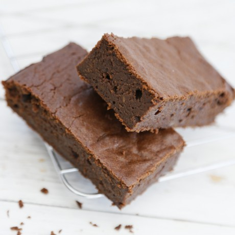 Chocolate Brownies with Sweet Potato
