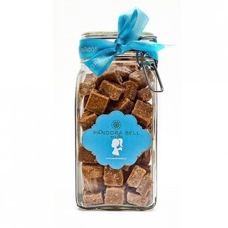Irish Cream Liqueur Fudge Gift Jar