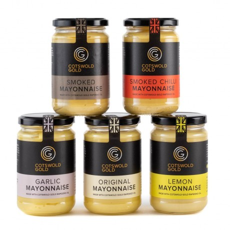 Cotswold Gold Mayonnaise Collection