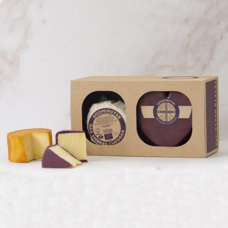 Cheddar Combo Heart Gift Set