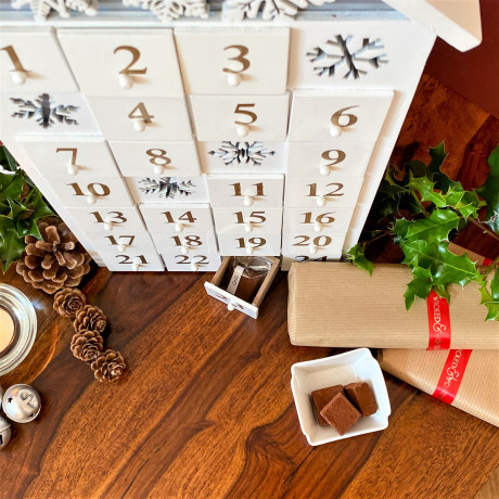 Luxury Chocolate Truffle Advent Calendar